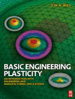 Basic Engineering Plasticity