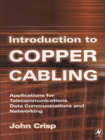 Introduction to Copper Cabling