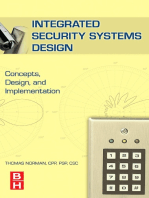 Integrated Security Systems Design