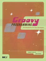Groovy Programming