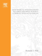 Geochemical Investigations in Earth and Space Sciences: A Tribute to Isaac R. Kaplan