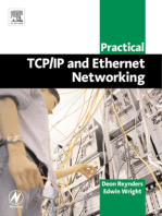 Practical TCP/IP and Ethernet Networking for Industry