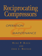 Reciprocating Compressors: