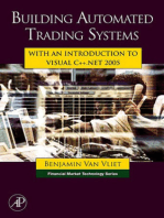 Building Automated Trading Systems