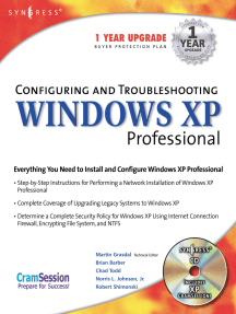 Configuring and Troubleshooting Windows XP Professional