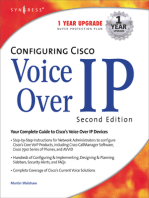 Configuring Cisco Voice Over IP 2E