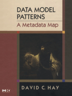 Data Model Patterns