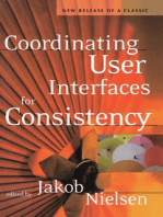 Coordinating User Interfaces for Consistency