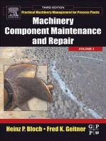 Machinery Component Maintenance and Repair