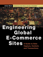 Engineering Global E-Commerce Sites