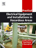 Practical Electrical Equipment and Installations in Hazardous Areas
