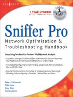 Sniffer Pro Network Optimization & Troubleshooting Handbook