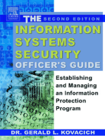 The Information Systems Security Officer's Guide