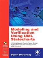 Modeling and Verification Using UML Statecharts