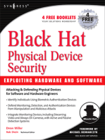 Black Hat Physical Device Security