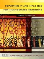 Deploying IP and MPLS QoS for Multiservice Networks