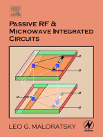 Passive RF and Microwave Integrated Circuits
