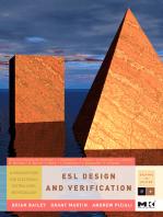 ESL Design and Verification: A Prescription for Electronic System Level Methodology