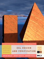 ESL Design and Verification