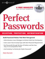 Perfect Password