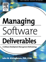 Managing Software Deliverables