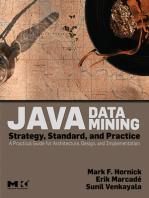 Java Data Mining