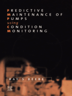 Predictive Maintenance of Pumps Using Condition Monitoring