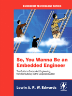So You Wanna Be an Embedded Engineer