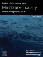 Profile of the International Membrane Industry - Market Prospects to 2008