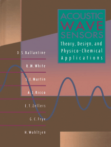 Acoustic Wave Sensors: Theory, Design and Physico-Chemical Applications