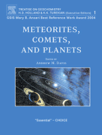 Meteorites, Comets, and Planets: Treatise on Geochemistry, Second Edition, Volume 1