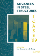 Advances in Steel Structures (ICASS '99): 2 Volume Set