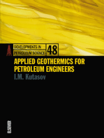 Applied Geothermics for Petroleum Engineers