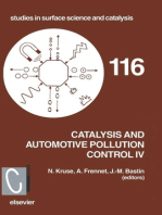 Catalysis and Automotive Pollution Control IV