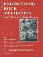 Engineering Rock Mechanics: Part 2: Illustrative Worked Examples