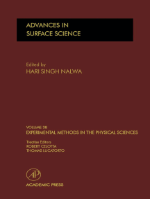 Advances in Surface Science