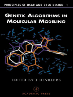 Genetic Algorithms in Molecular Modeling