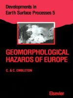 Geomorphological Hazards of Europe