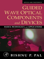 Guided Wave Optical Components and Devices: Basics, Technology, and Applications