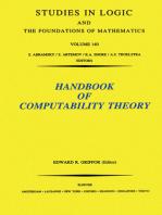 Handbook of Computability Theory