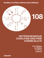 Heterogeneous Catalysis and Fine Chemicals IV