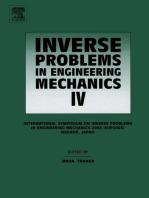 Inverse Problems in Engineering Mechanics IV
