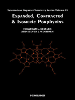 Expanded, Contracted & Isomeric Porphyrins