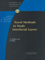 Novel Methods to Study Interfacial Layers