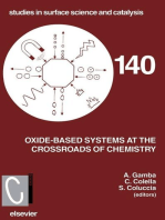 Oxide-based Systems at the Crossroads of Chemistry