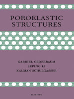 Poroelastic Structures