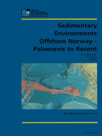 Sedimentary Environments Offshore Norway-Palaeozoic to Recent