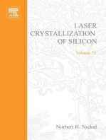 Laser Crystallization of Silicon - Fundamentals to Devices