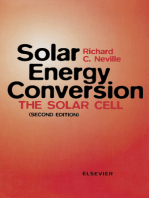 Solar Energy Conversion: The Solar Cell