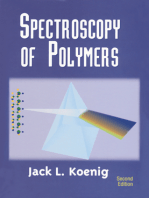 Spectroscopy of Polymers